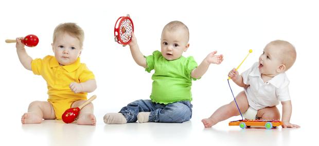 Bebeğinizle henüz   çok   oyun oynamanın etkili yolu