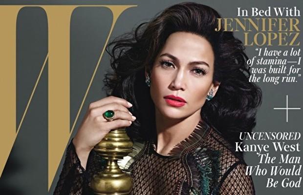 Jennifer Lopez'den  içten  itiraflar