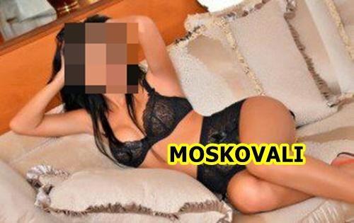 Moskovalı Yeni Escort Olya