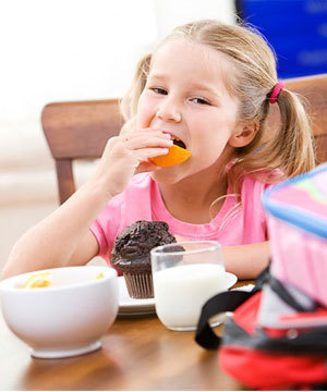 Spor eden  çocuklar nasıl beslenmeli?