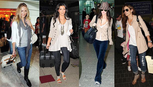ünlülerin seyahat stili